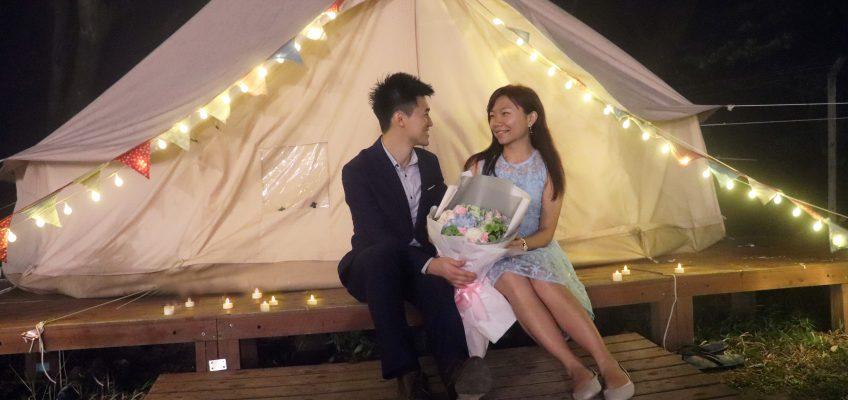 香港求婚地點