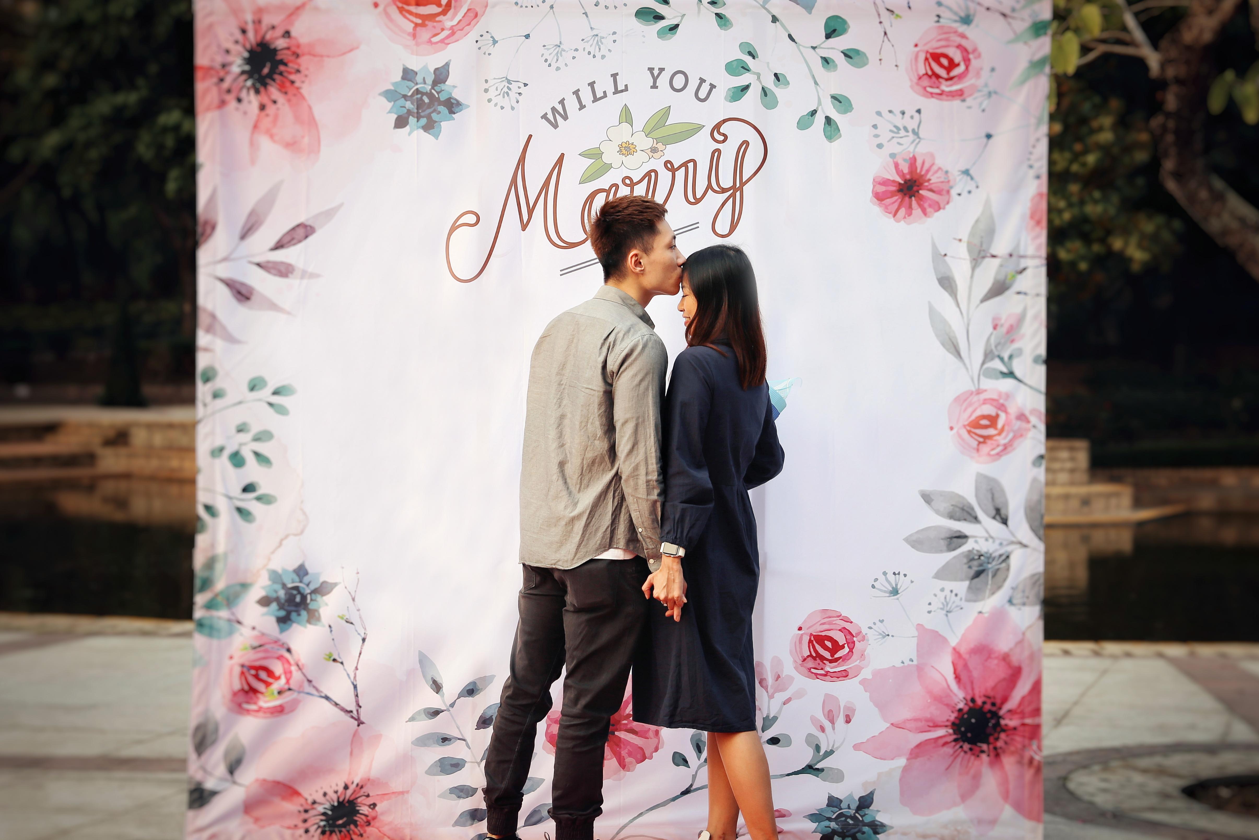 香港浪漫求婚地點