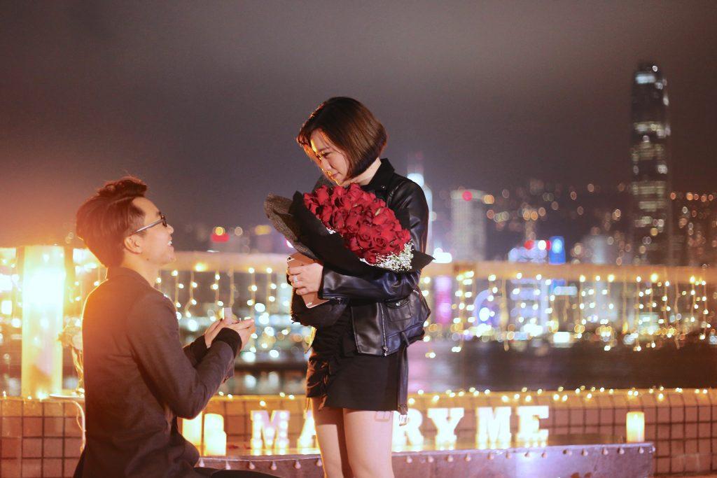 香港求婚好地點