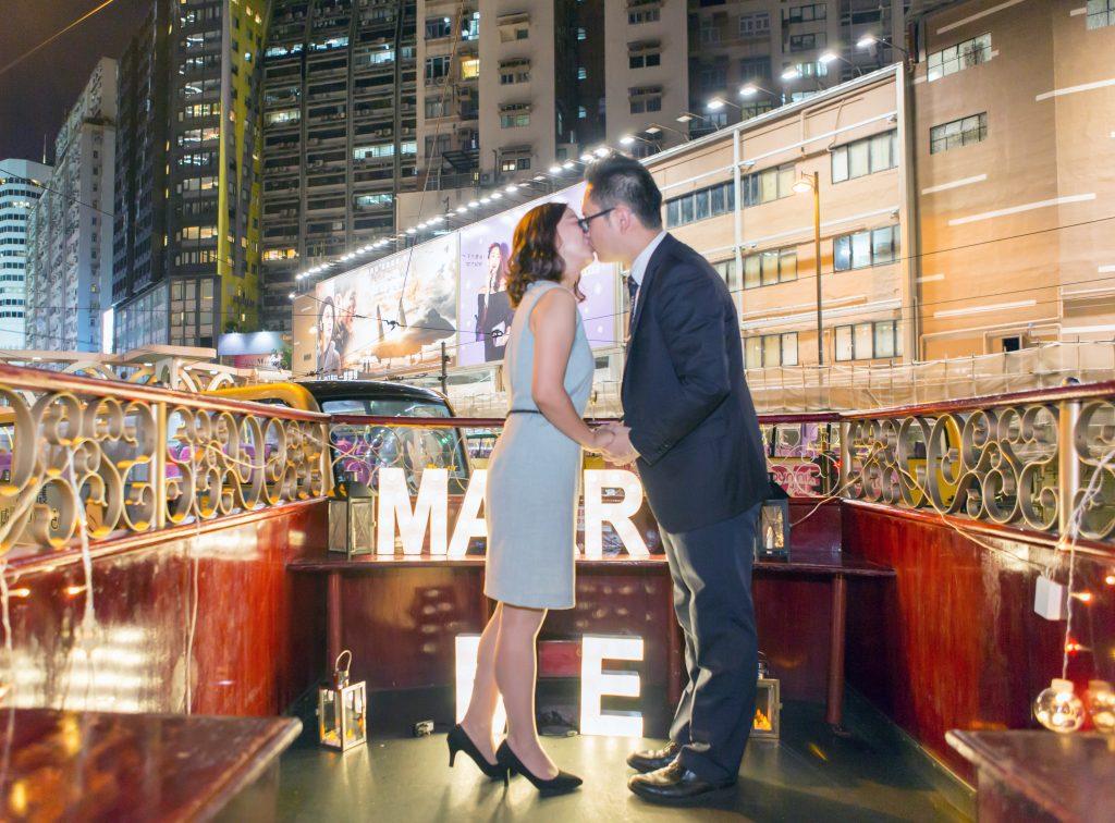 香港特別求婚場地