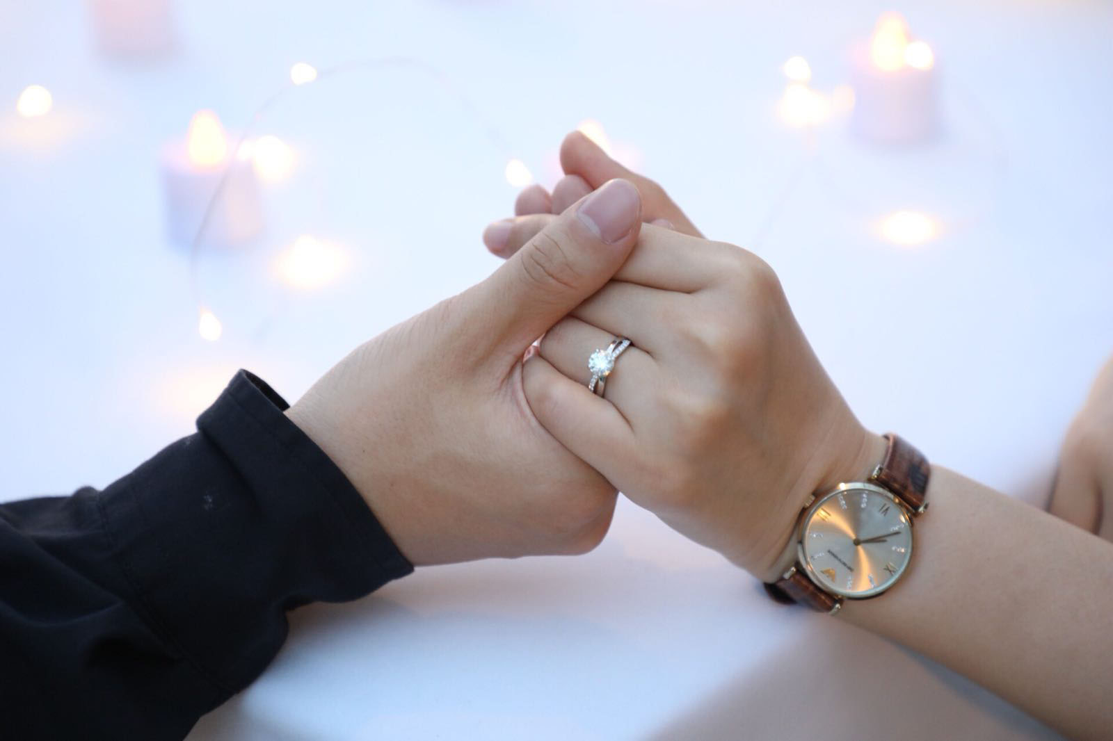 布吉煙花求婚