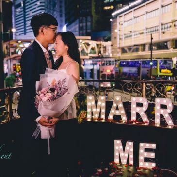 男生必看求婚須知!籌備求婚時需要留意的細節|TTM求婚策劃