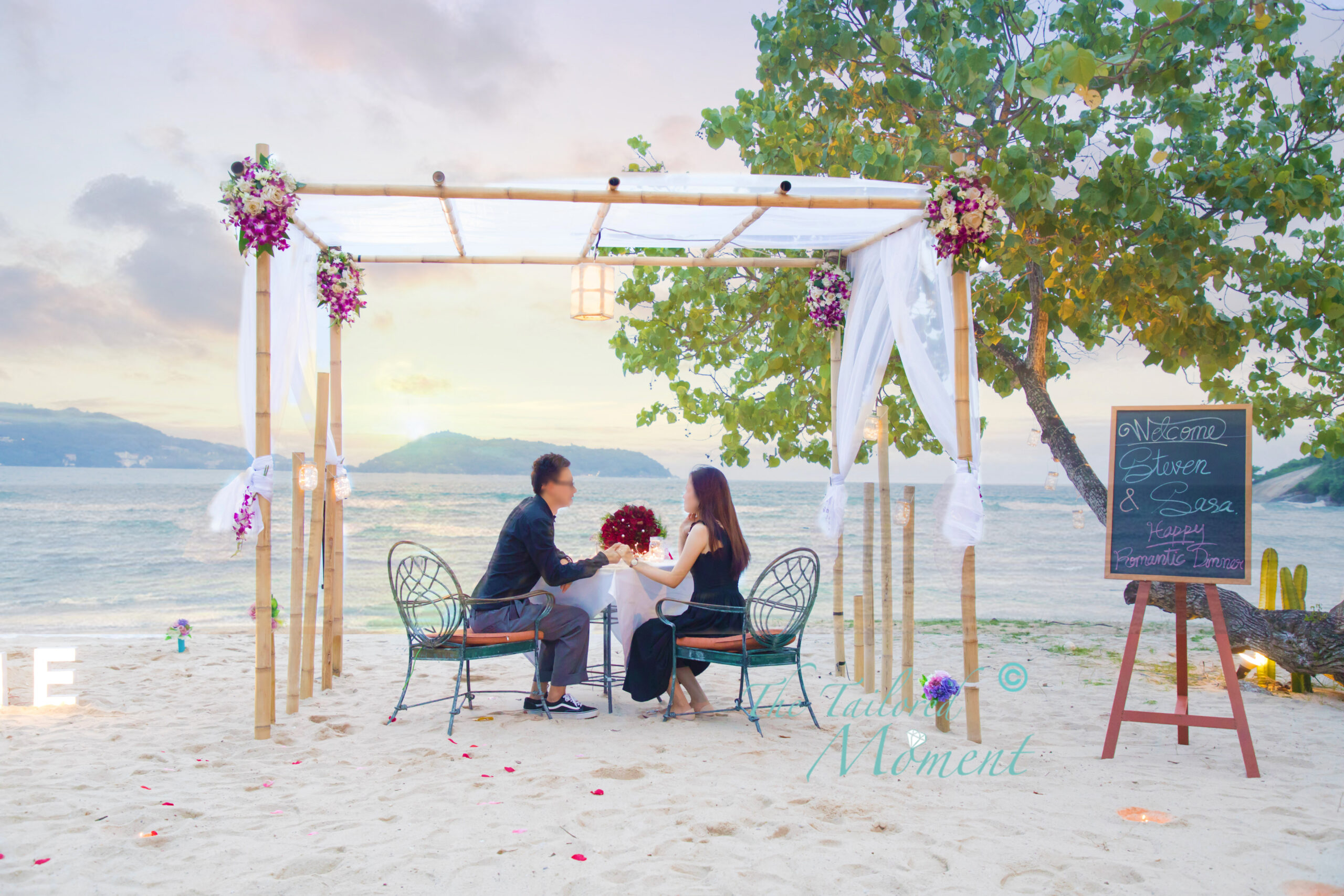 香港沙灘求婚策劃 Hong Kong Beach Proposal Planning