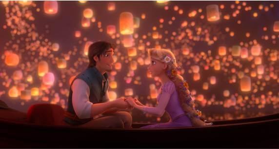 香港天燈求婚